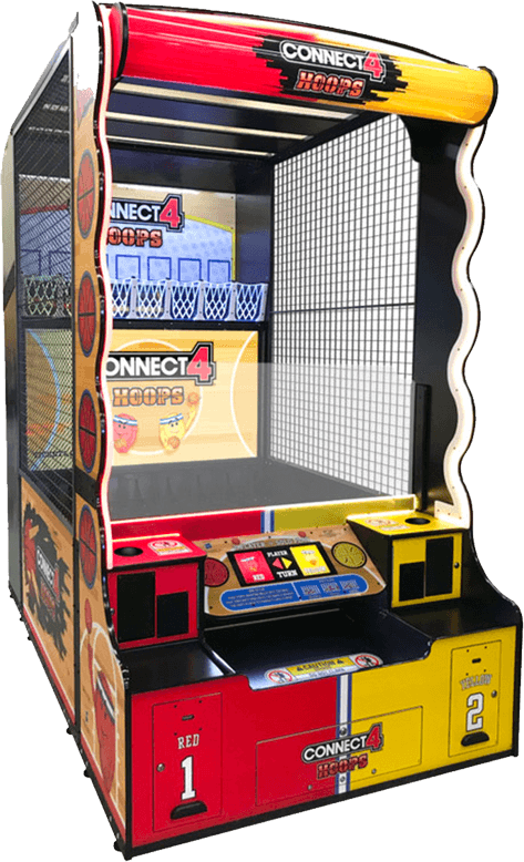 connect-4-hoops
