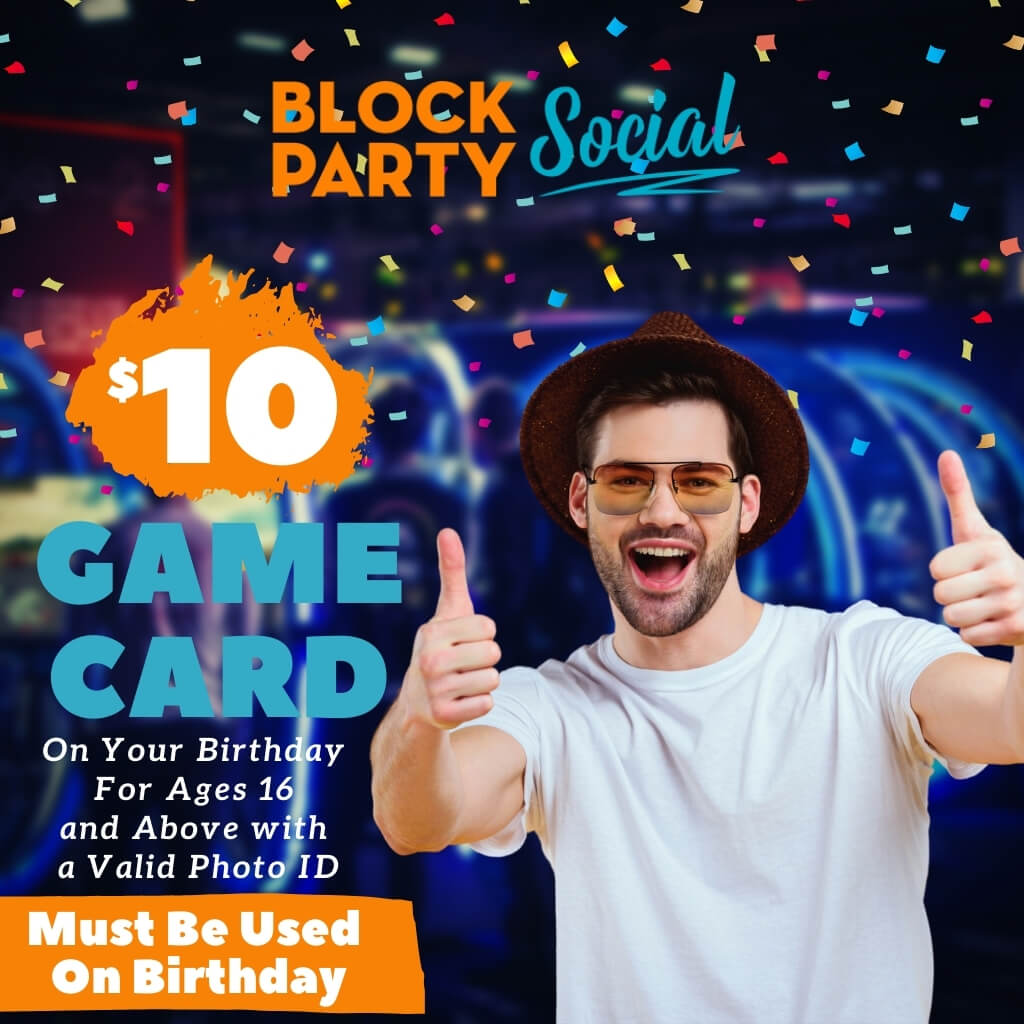 $10 Game Card On Your Birthday (2)
